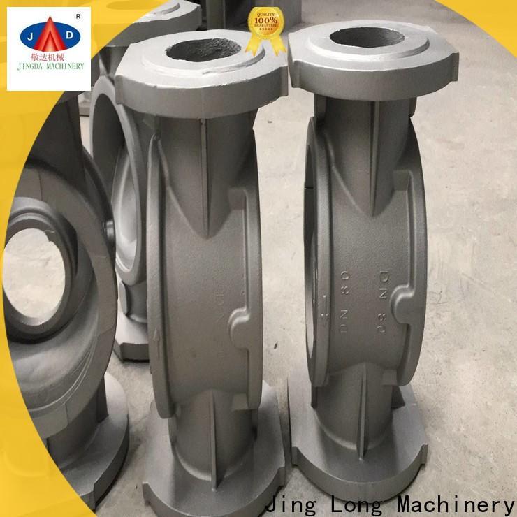 Jingda aluminium casting service with good price bulk buy