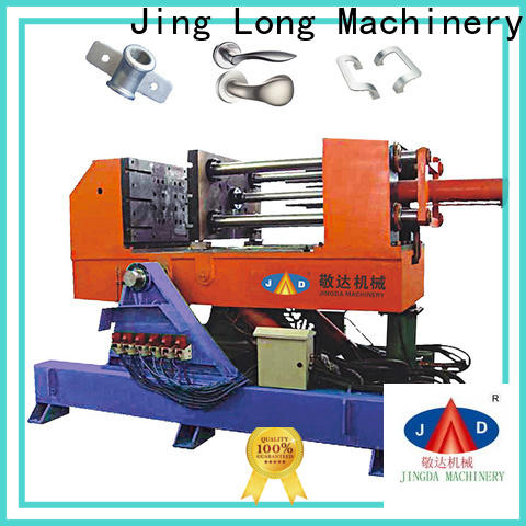 Jingda aluminum casting machine factory direct supply for work station