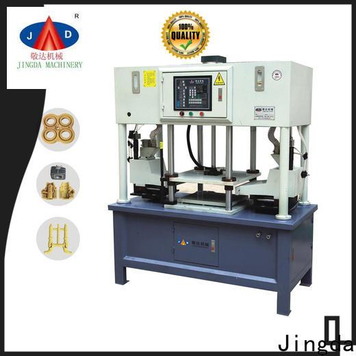Jingda new core blowing machine meet customer's needs for factory