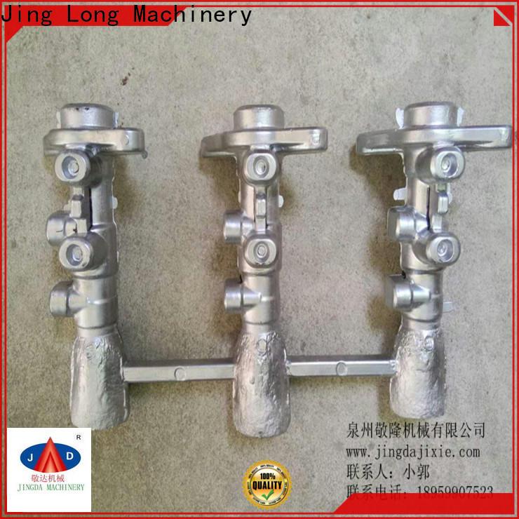 Jingda aluminium casting furnace series bulk production