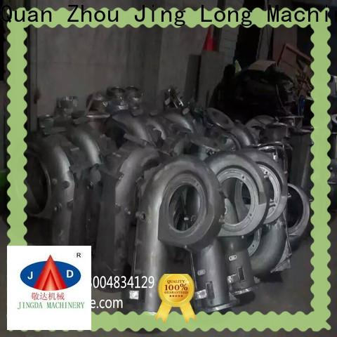 Jingda foundry aluminum casting wholesale for work station