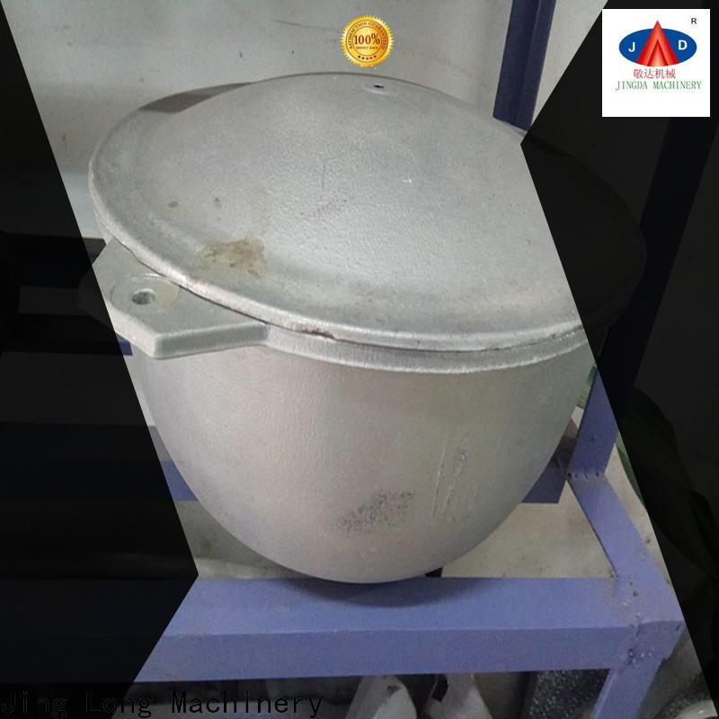 Jingda aluminum casting supplies factory for sale