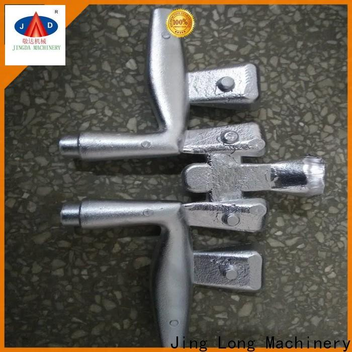 Jingda permanent mold aluminum casting best supplier for kitchen wares