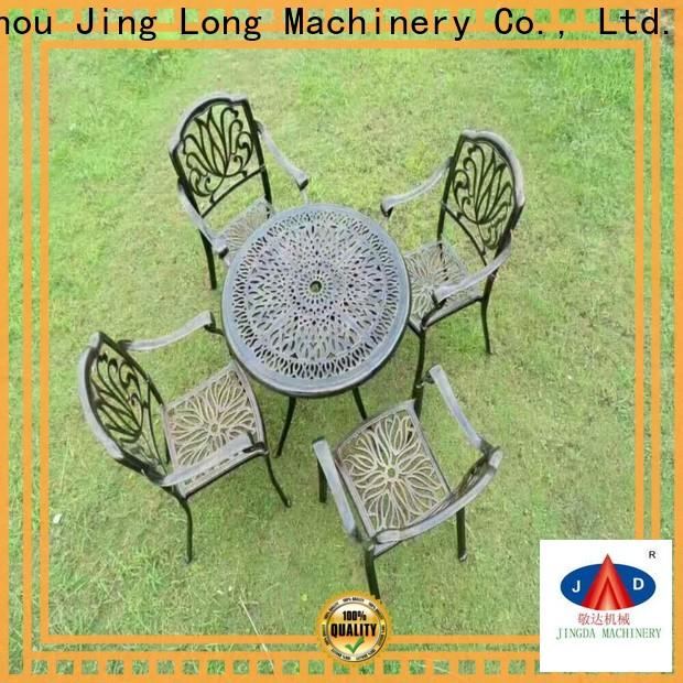 top quality prototype aluminum casting from China for urniture castings