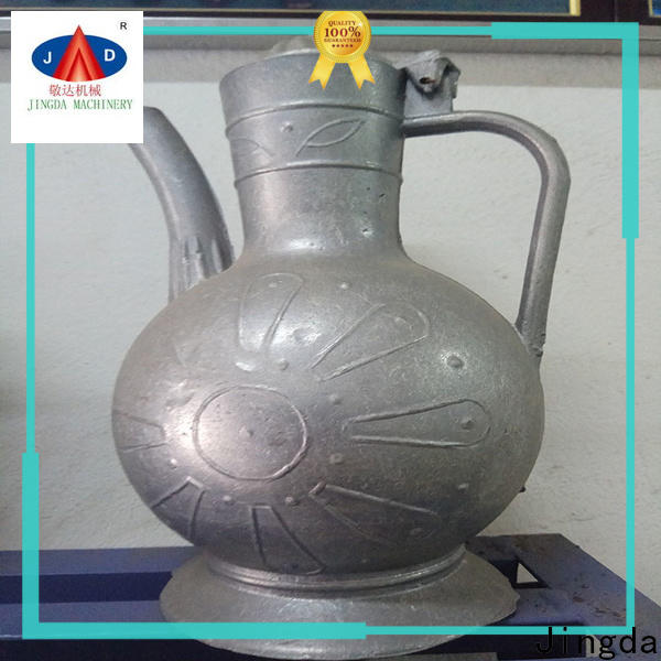 Jingda reliable aluminum investment casting best supplier for car castings