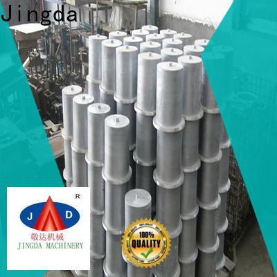Jingda types of aluminium casting factory direct supply for car castings