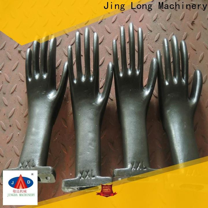 Jingda cast aluminum products with a high degree of automation for pumps castings