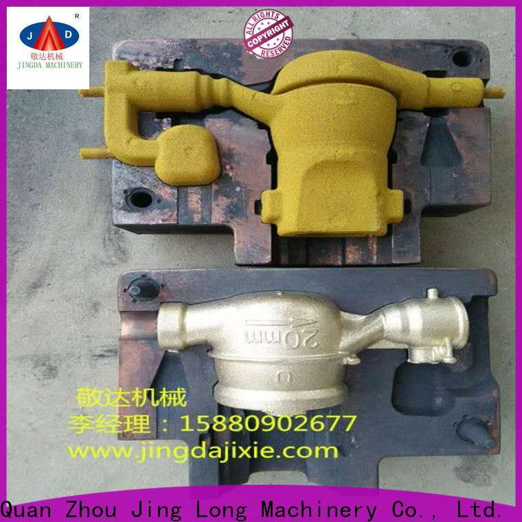 Jingda sand casting products easy to install bulk production