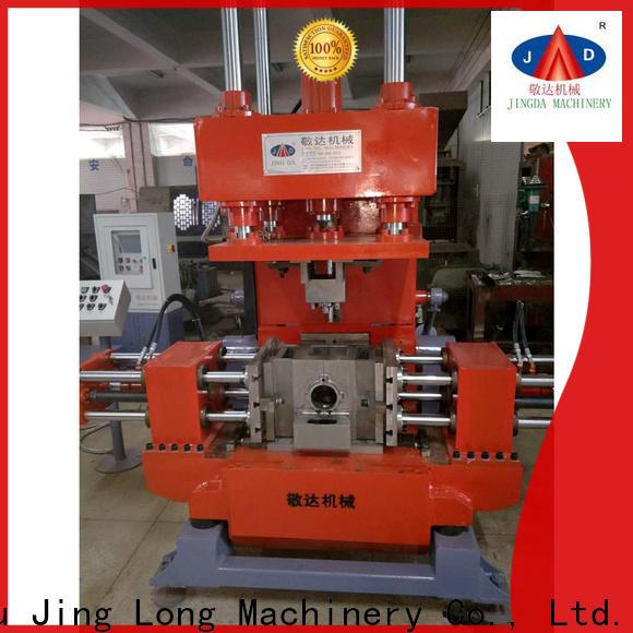 Jingda professional die casting machine parts best manufacturer for sale