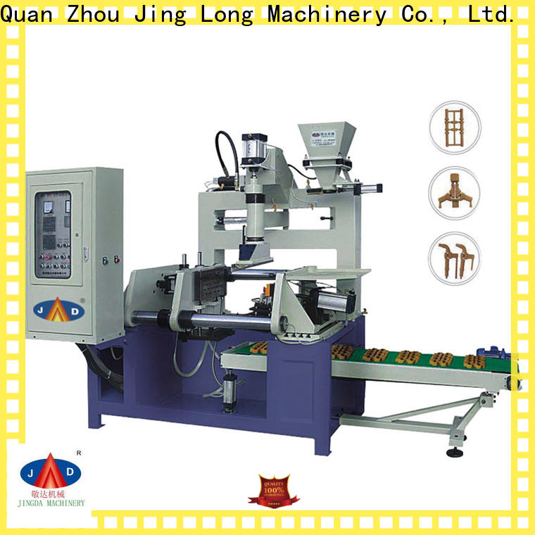 Jingda top automatic blow molding machine supplier for work station