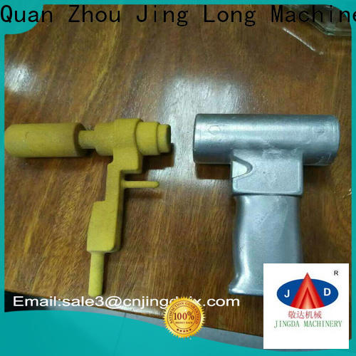 Jingda china aluminium casting factory direct supply for work station