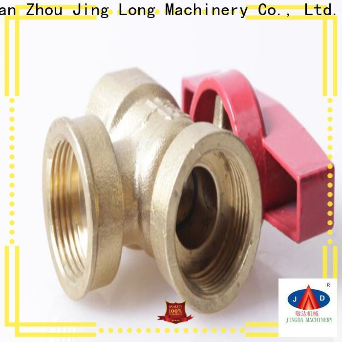 Jingda reliable copper casting foundry suppliers for promotion