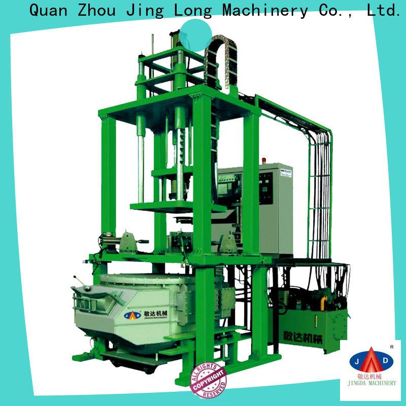 Jingda low pressure casting machine best manufacturer for promotion