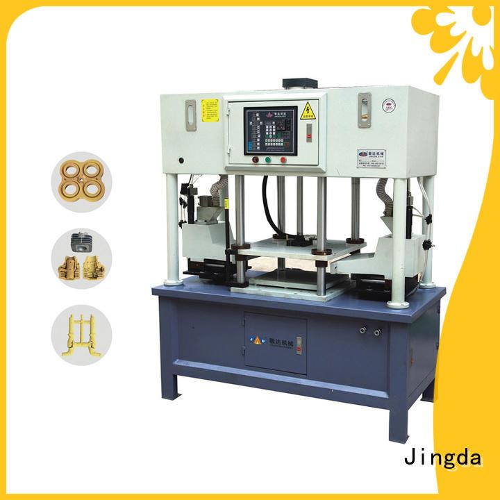 Jingda cheap core shooter machine meet customer's needs for factory