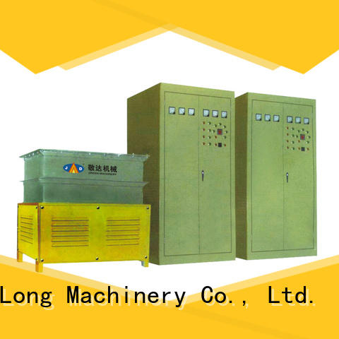 Jingda steel induction furnace directly sale for factory