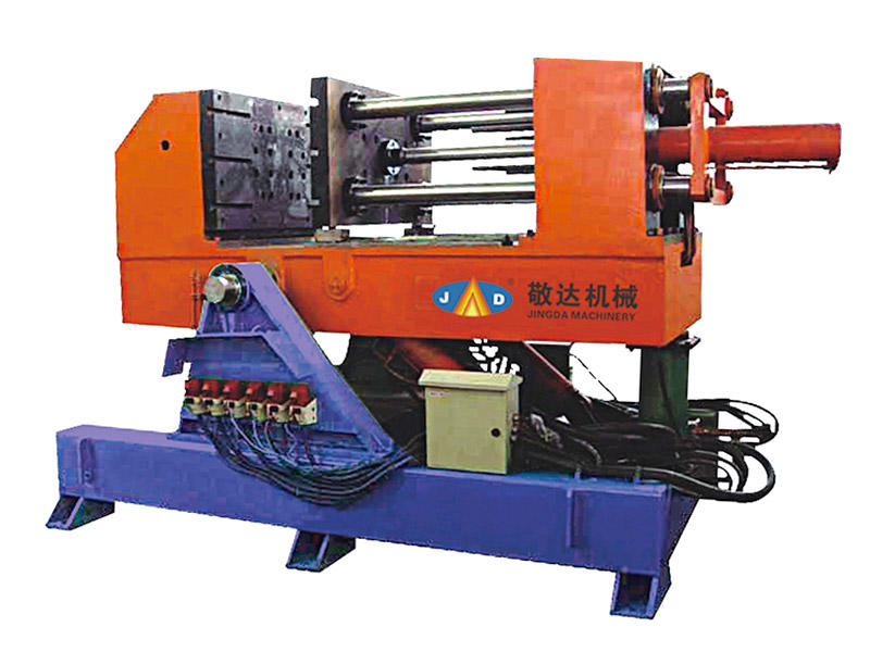 Jingda horizontal cold chamber die casting machine directly sale for work station-1