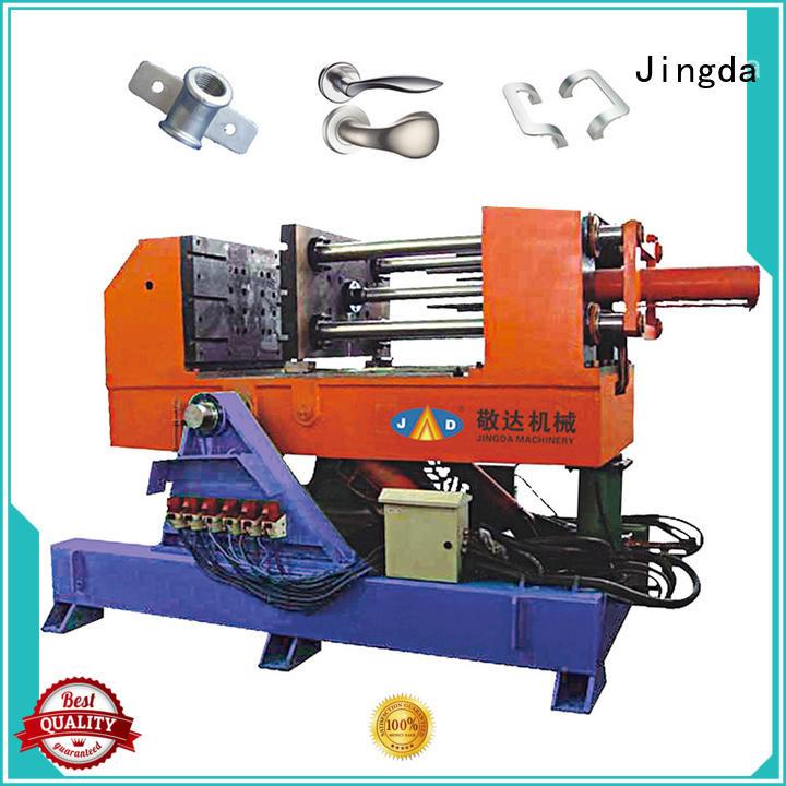 aluminium die casting alloy industrial area Jingda