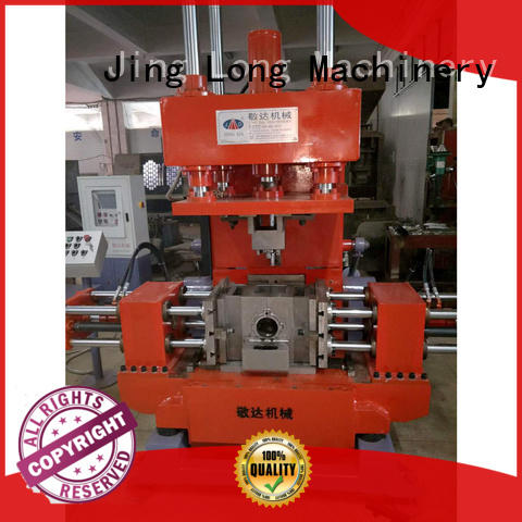 Jingda accessories aluminium pressure die casting with good stability for work station