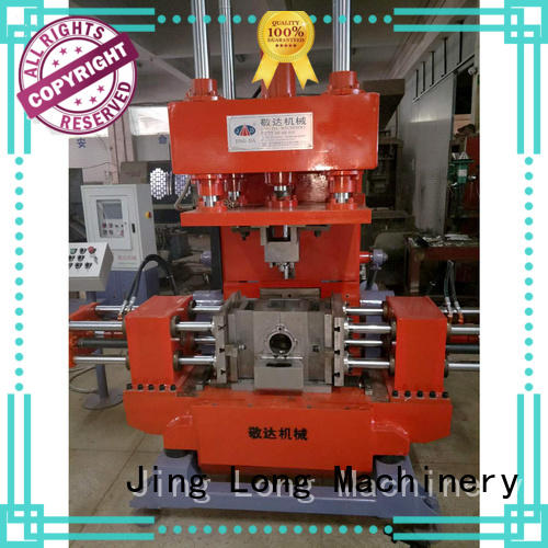 Jingda top selling cold chamber die casting machine company for industrial area