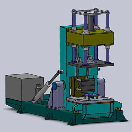 cheap aluminium die casting machine with good stability for industrial area-3