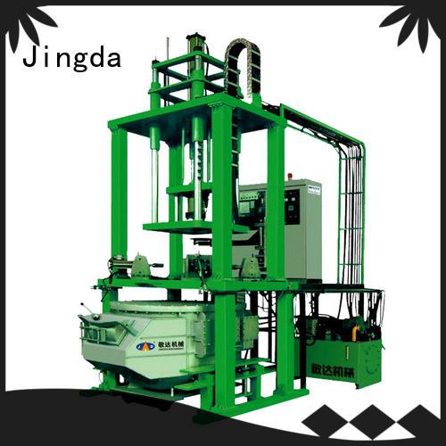 Jingda top quality low pressure casting best manufacturer bulk production