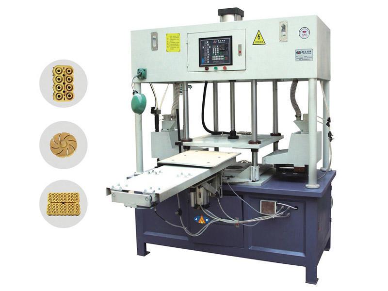 Jingda top quality sand molding machine manufacturer bulk production-1