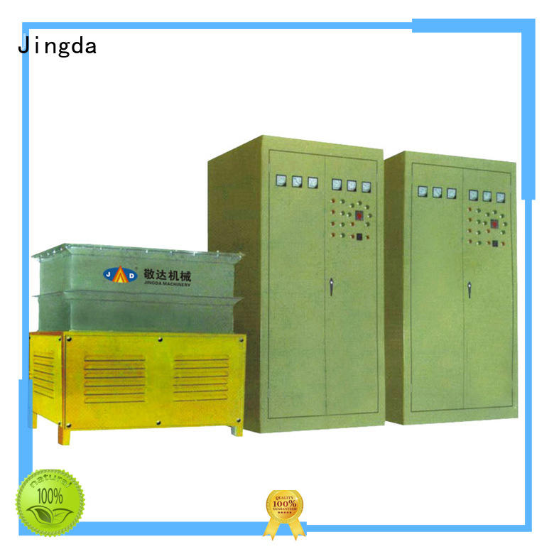 frequency steel melting induction furnace cored for factory Jingda