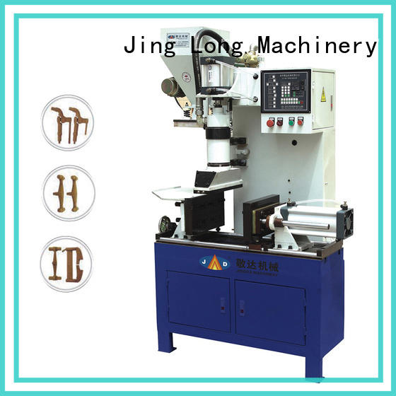 Jingda cost-effective automatic blow molding machine with good price for work station