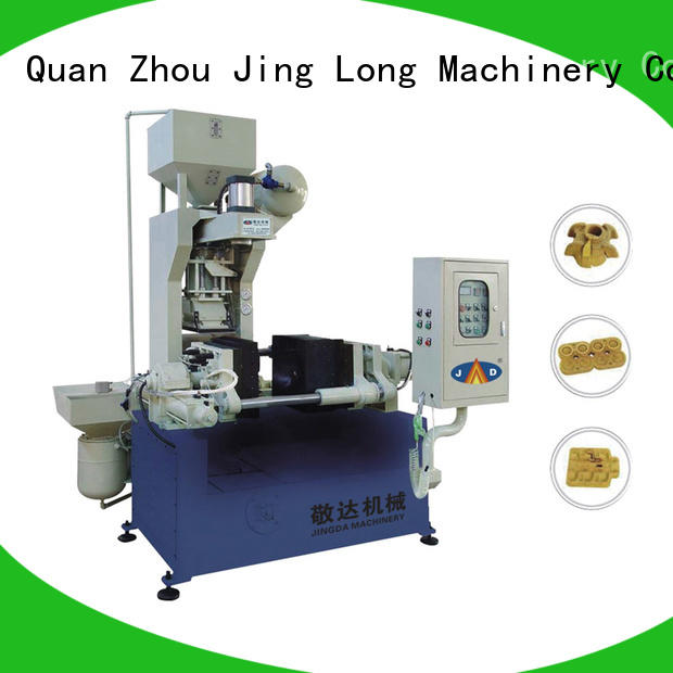Jingda sand casting product shell core shooter machine meet customer's needs bulk production