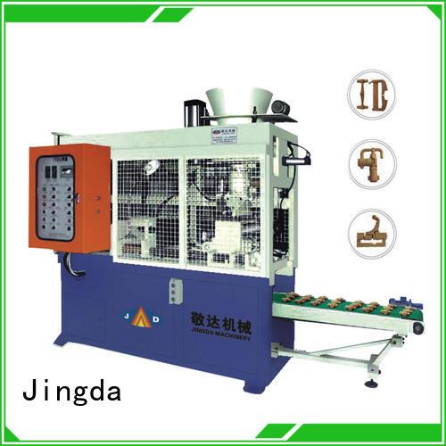 Jingda best core making machine improve work efficiency for sale