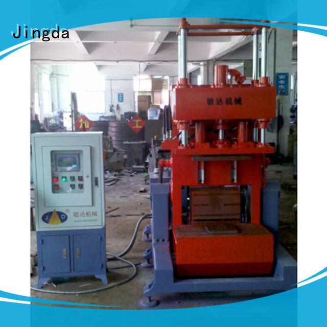 Jingda new aluminum casting equipment with good stability for promotion