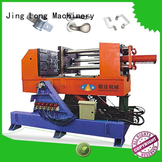 durable aluminum die casting machine with good stability for work station