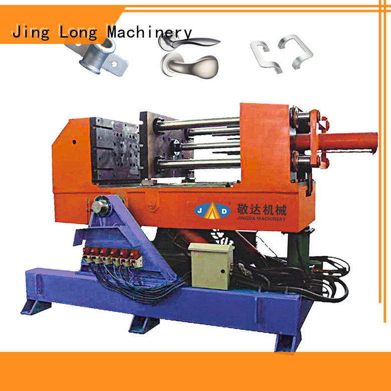 Jingda cold chamber die casting machine from China for work station