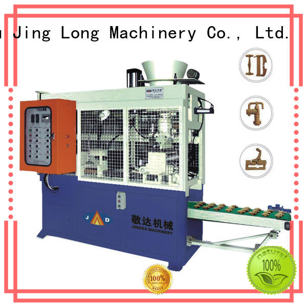 Jingda machine sand molding machine easy to operate for work station