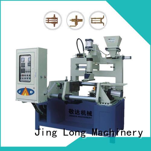Jingda best value core making machine improve work efficiency bulk production