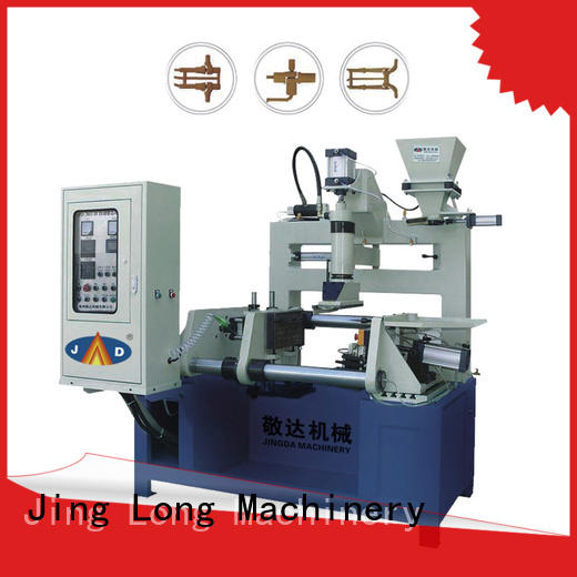 Jingda core shooter machine improve work efficiency for sale