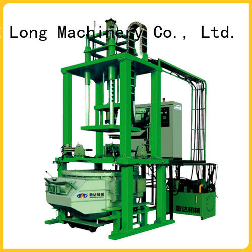 Jingda low pressure casting machine series for motorcycle industry