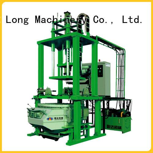 Jingda low pressure casting machine series for motorcycle industry
