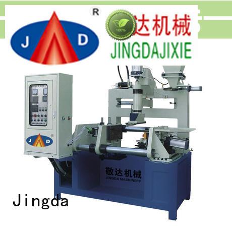 Jingda heated core making machine foundry semi-automatic for factory