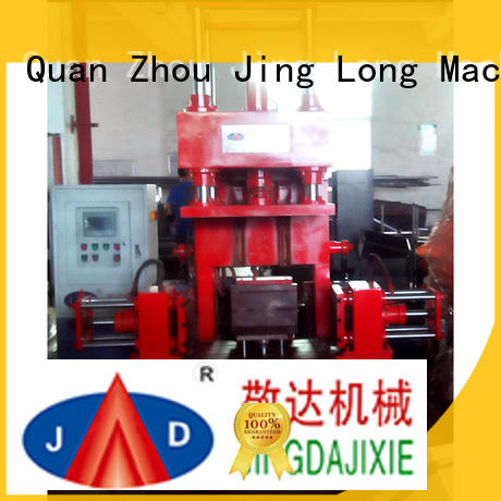 Jingda aluminum aluminium plate making machine easy to install for industrial area