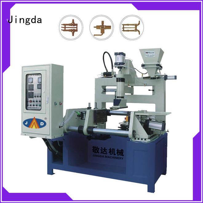 Jingda professional sand molding machine factory direct supply for sale