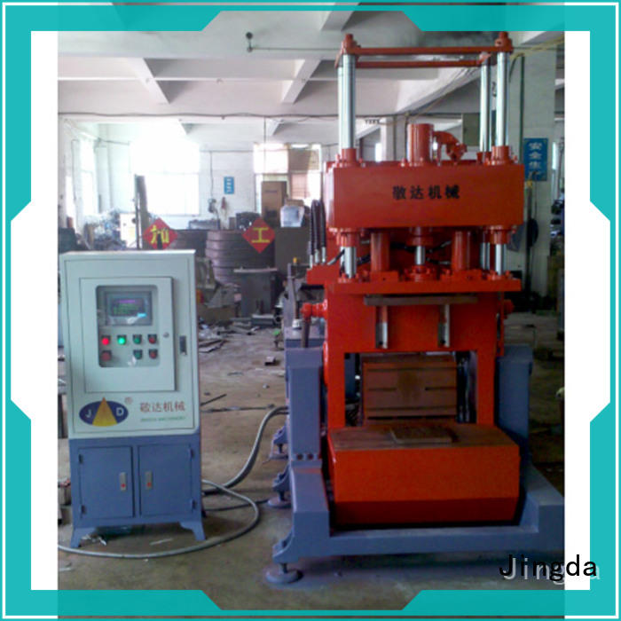 Jingda casting machine best manufacturer for industrial area