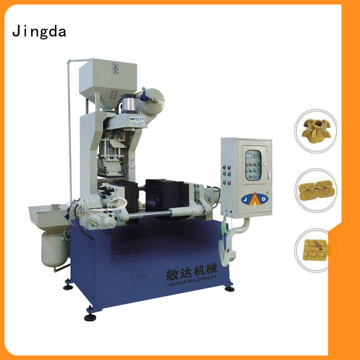 Jingda quality sand molding machine from China for industrial area