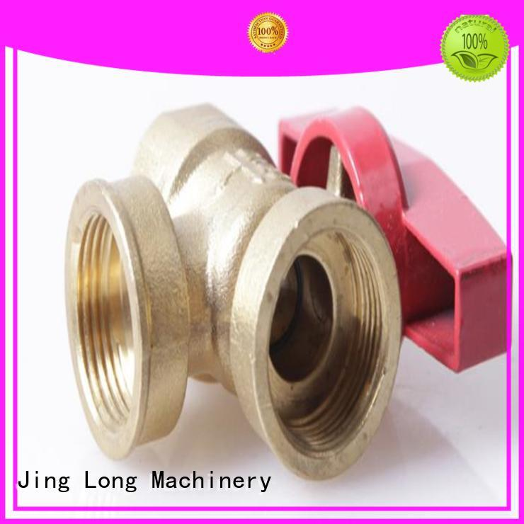 Jingda sand casting copper with stable and reliable function for industrial area