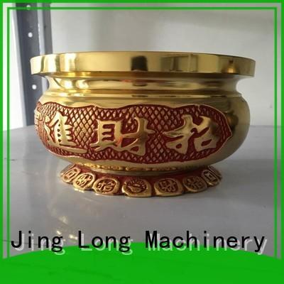 Jingda top copper moulds company for drain