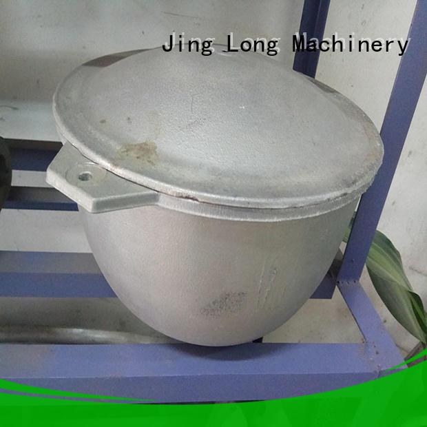 Jingda top quality aluminium casting parts easy operation for indoor/outdoor