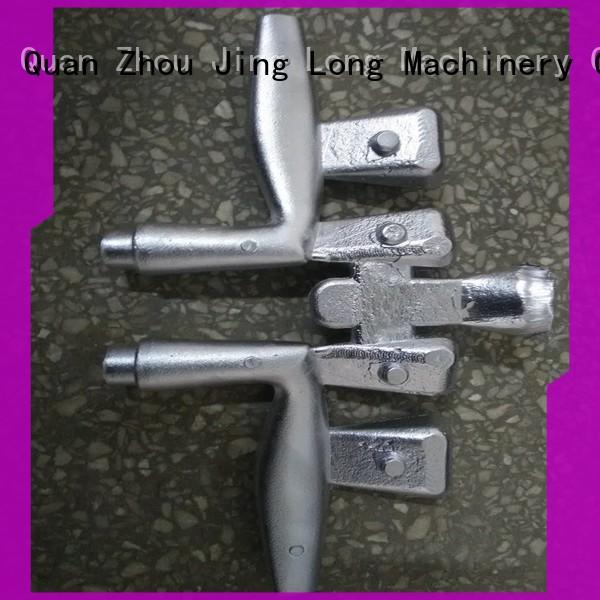 Jingda aluminum castings with stable and reliable function bulk production