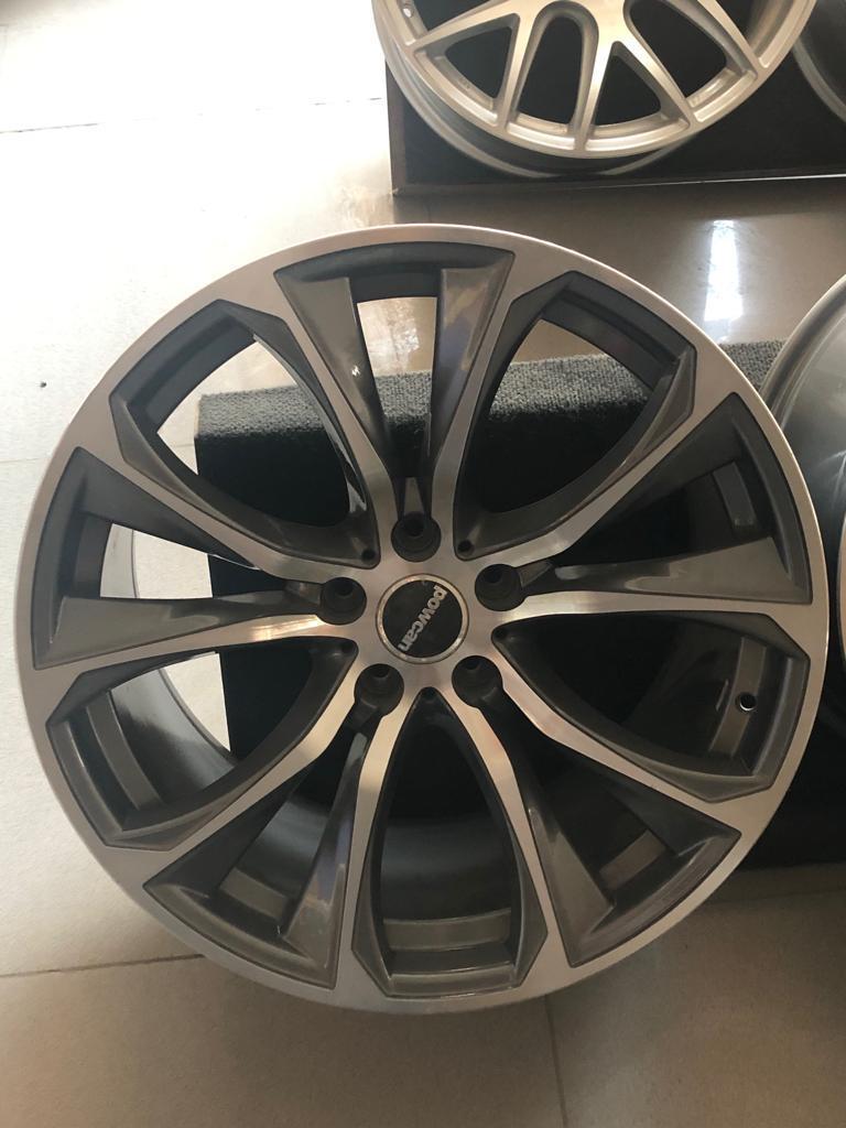 Aluminum  Car wheel modern aluminum castings