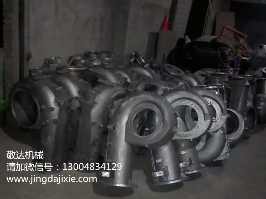 Aluminum pumps