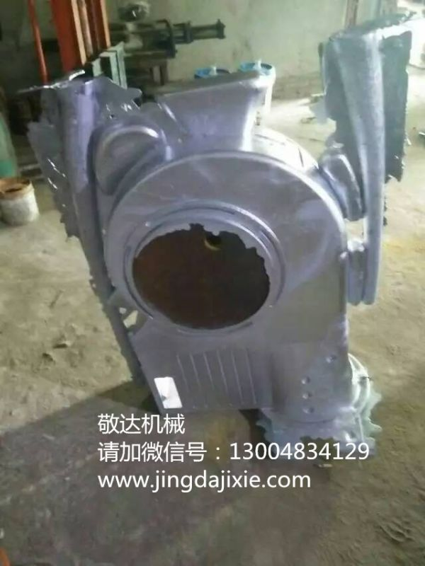 Jingda aluminium casting furnace best supplier for lamps castings-2